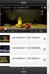Larva Videos screenshot 1/2