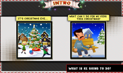 Free Hidden Object - Christmas Tales Fathers Gift screenshot 2/4