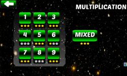 Astro Explosions Brain Trainer screenshot 4/5