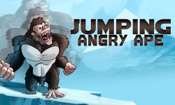 Jumping Angry Ape screenshot 1/4