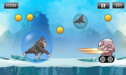 Jumping Angry Ape screenshot 4/4