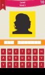 Celebrity Shadow Quiz screenshot 1/6
