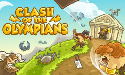 Clash of Olympians screenshot 1/5