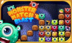 Monster Match n Blast screenshot 1/6