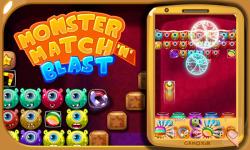 Monster Match n Blast screenshot 2/6