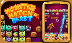 Monster Match n Blast screenshot 3/6
