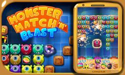 Monster Match n Blast screenshot 4/6