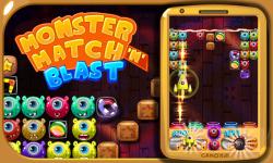 Monster Match n Blast screenshot 5/6