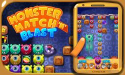 Monster Match n Blast screenshot 6/6