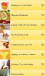 Diets For Women screenshot 4/4