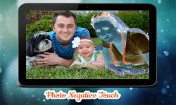 Photo Negative Touch screenshot 2/6