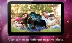 Photo Negative Touch screenshot 4/6