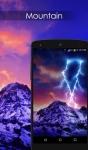 Extreme Thunderstorm Live Wallpaper screenshot 5/6