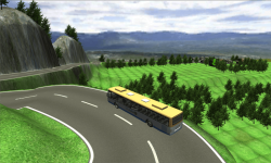 Hill Climbing Bus Simulator screenshot 1/6