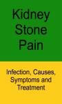 Kidney Stone Pain iOS screenshot 1/4