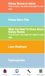 Kidney Stone Pain iOS screenshot 3/4