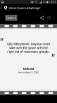Movie Quotes Challenge screenshot 3/3