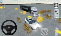 Speed Parking Game Shadow screenshot 1/3