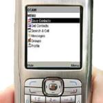 Phonebook backup and search screenshot 1/1