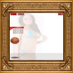 Bikini Basketball Angelina screenshot 2/2