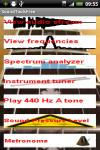 Sound Tools Free screenshot 1/3