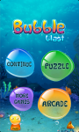 Bubble Blast2 screenshot 1/4