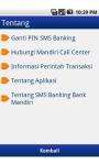 Pemandu SMS Mandiri screenshot 6/6