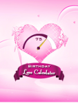 Birthday Love Calculator screenshot 1/3