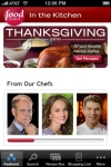 In the Kitchen: Food Network Recipes, Chefs, Cooking Tools and Shopping Lists screenshot 1/1