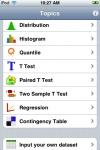 Learn Statistics screenshot 1/1