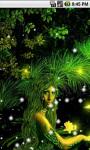Forest Fairy Sparkle Live Wallpaper screenshot 1/5