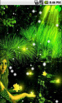 Forest Fairy Sparkle Live Wallpaper screenshot 2/5