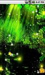 Forest Fairy Sparkle Live Wallpaper screenshot 3/5