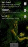 Forest Fairy Sparkle Live Wallpaper screenshot 5/5