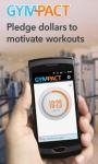 GymPact - Reward your workout screenshot 1/1