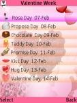Valentine Special  Free screenshot 2/5