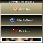 Birthday Lite screenshot 2/4