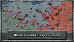 Strategy Tactics: WW II Free screenshot 1/5