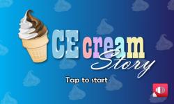 Ice Cream Story screenshot 1/6