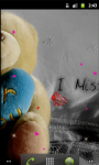 Bear Doll Live Wallpaper screenshot 1/5