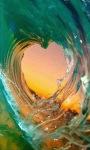 Love Waves Live Wallpaper screenshot 2/3