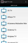 Egypt Tv Live screenshot 1/4