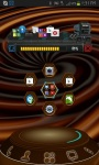 Next Launcher 3D choco Theme screenshot 1/3