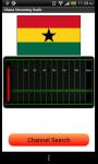Live Ghanaian Streaming Radio Sport Music News screenshot 1/3