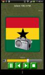 Live Ghanaian Streaming Radio Sport Music News screenshot 3/3