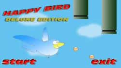 Happy Bird screenshot 1/3