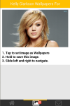 Kelly Clarkson Wallpapers for Fans screenshot 3/6