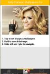 Kelly Clarkson Wallpapers for Fans screenshot 5/6