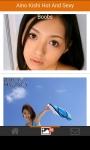 Aino Kishi Sexy Wallpapers screenshot 2/6