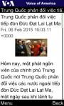 VOA Vietnamese for Java Phones screenshot 2/6